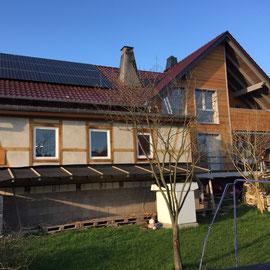 az Energie - Photovoltaik Bittstädt / Thüringen