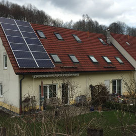 az Energie - Photovoltaik Suhl / Thüringen