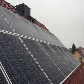 az Energie - Photovoltaik Blankenhain / Thüringen
