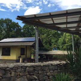 az Energie - Photovoltaik Arnstadt / Thüringen