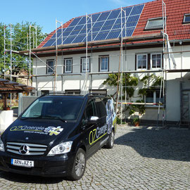 az Energie - Photovoltaik Thörey / Thüringen