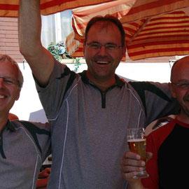 Christoph Nay, strahlender Sieger unseres Oberi Triathlon...