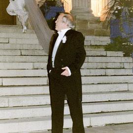 Bernard Douzenel (père de la mariée)