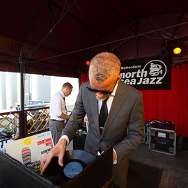 North Sea Jazz Festival, Rotterdam (Jazz DJ)
