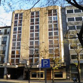 Levantamiento y mediciones de edificios, Rodrigo Perez Muñoz, Arquitecto