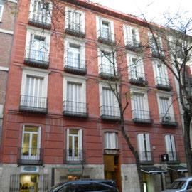 Edificio residencial, MadridLevantamiento y mediciones de edificios, Rodrigo Perez Muñoz, Arquitecto