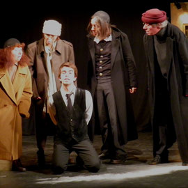 Festival de théâtre Academ.