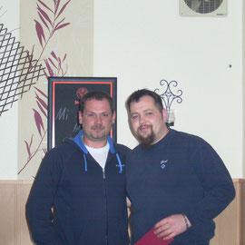 Manni und Gerd