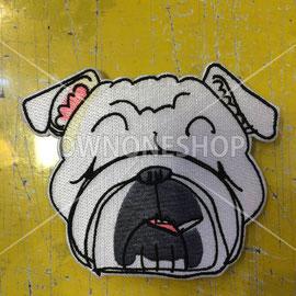 ワッペン 犬 オリジナル