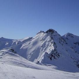 Blick von der Rotspitze