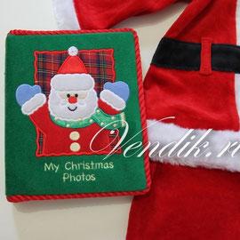 """Фотоальбом для фотографий  """" My First Christmas """""""