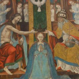 """""""le couronnement de la vierge"""""""