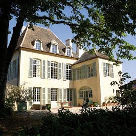 Bourgogne-Domaine du Pavillon