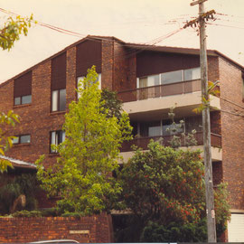 Australie - Morton street -Sidney