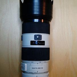 Sony  2,8 G / 70-200mm Sony Objektiv der G-Serie