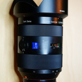 Sony Vario Sonnar T* 24-70mm F2.8 ZA SSM Carl Zeiss