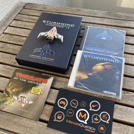In Folge #62 des Männerquatsch Podcast sprechen wir über Sturmwind EX, den Nachfolger zu Sturmwind auf dem Dreamcast
