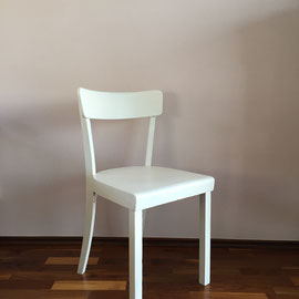 Frankfurter Stuhl, Weiß *80€