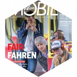 Wien Mobil - Covershooting