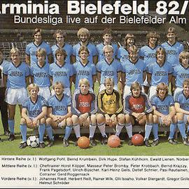Arminia Bielefeld Trikots Trikotsammlung Trikot Sammlung Granini Seidensticker Abtei Vitamine Jahnplatz Forum Sportlepp Sondertrikots matchworn alt altes rar selten DSC