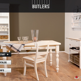 Butlers Katalog it5 und unipush media realisieren butlers katalog-app mit augmented