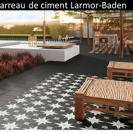 Carreau de ciment Larmor-Baden prix pas cher