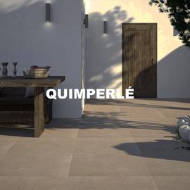 Carrelage extérieur Quimperlé
