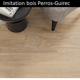 Carrelage imitation bois Perros Guirec pas cher