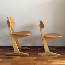 Schulstühle im Originalzustand *je30€