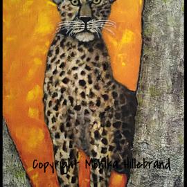 Leopard 100 x 80