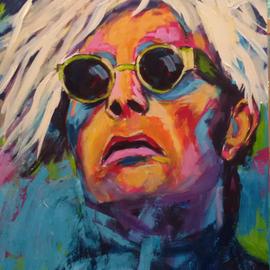 Andy Warhol 80 x 60