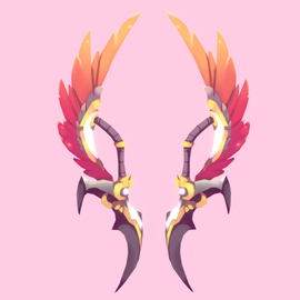 Twin-winged Angelblades