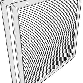 persiana para puerta