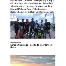 Eurasia Challenge