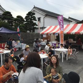 ほうちょうやゴボまんアジ寿司など郷土料理に舌鼓