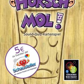 HORSCH MOL! Sound-Quiz-Kartenspiel