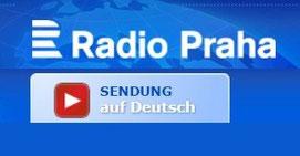 Radio Praha interviewt unsere Redner.
