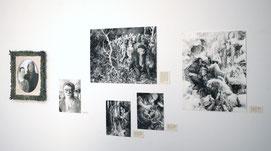 Hängung, Meisterschülerausstellung, 2008