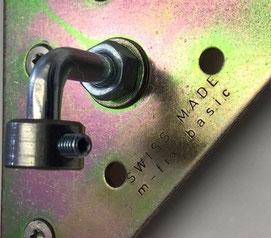 Bildaufhänger Metall - M-Fix-Basic M5 - 60x60x1.5mm