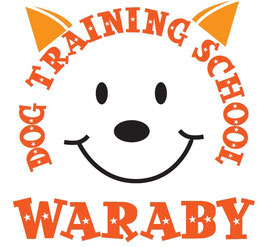 DogTrainingSchool WARABY ロゴ