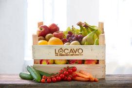 Obst und Gemüse bestellen