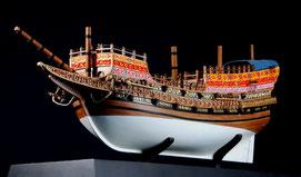 35-11  Flemish Galleon  | Masahiro Ando
