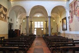 Chiesa di S. Barnaba - Firenze
