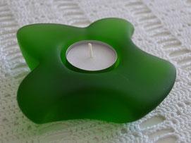 Teelicht grün