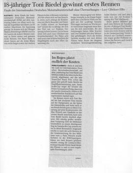 Freie Presse 15.10.2013