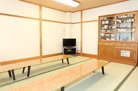 ▲共同食事室