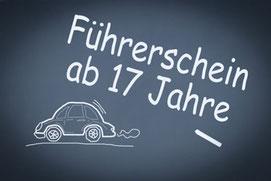 Begleitetes Fahren - Fahrschule Füllgraf