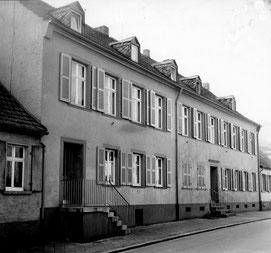 dudweiler, schwestern vom heiligen geist, altes kloster, kirchenstrasse