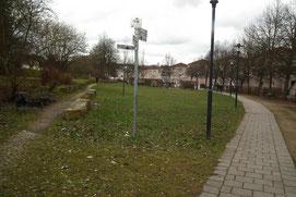 dudweiler, anger, stadtmitte
