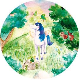 """Illustrationen zu """"Nalas zauberhafte Ostern"""""""